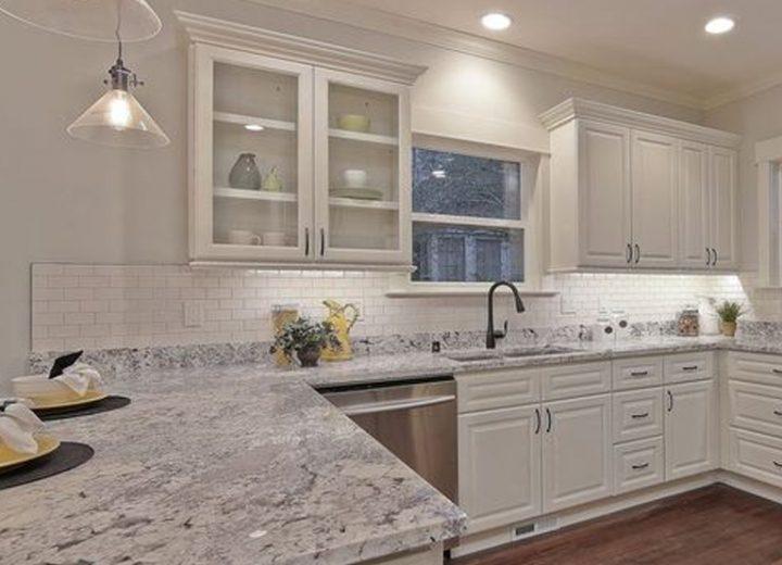 Salinas White Granite